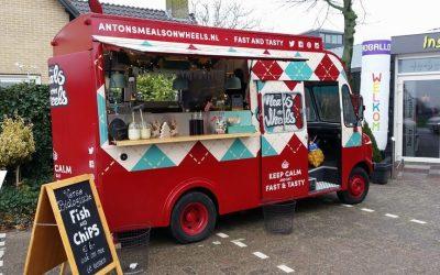 Foodtruck Anton's Meals on Wheels